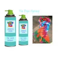 Liquid spray paint for fabric water based DIY colorful decorations