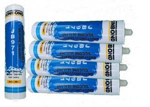 China Mid Modulus C6H7NO2 Anti Fungal Silicone Sealant 300ml Rtv Neutral Silicone Sealant wholesale