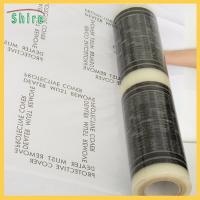 China Disposable Carpet Protection Film / Car Mat Protection Film Transparent Color wholesale
