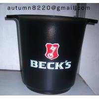 China Ice bucket with stand wholesale