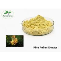Quality Dry Place Storage Pine Pollen Extract For Weight Loss And Fat Burning for sale