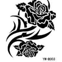 China Fashion Non - toxic long lasting temporary tattoo stickers for Decorates gifts, mobile on sale