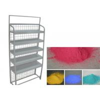China Decorative Diaplay Rack Powder Coating , Epoxy Polyester Resin Silver Powder Coat wholesale