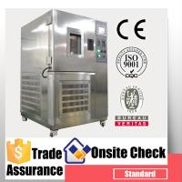 Quality International IEC Rubber Accelerated Ozone Aging Test Chamber Easy to Operate for sale