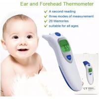China Body Electronic Infrared Thermometer , Non Contact Forehead Thermometer wholesale