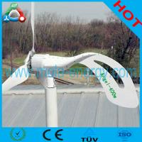 China 400W Homehold Speed Regulated Variable Pitch Wind Turbine Generator wholesale
