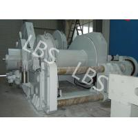 China Low Noise Operation Marine Hydraulic Winch Double Drum Winch wholesale
