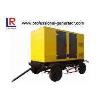 China AC Three Phase 100kW Mobile Power Generator with Deutz Diesel Engine 1500RPM wholesale