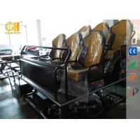 Electric Motion Movie Theater SeatsStrong Vibration System For 5d 7d Theater