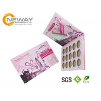 China Innovative High QualityCustomized Paper Cosmetic Packaging Boxes for Eyeshadow wholesale