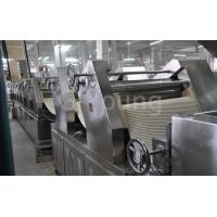 China Stainless Steel Full Set Noodles Processing Machine Dried Noodle Making Machine wholesale