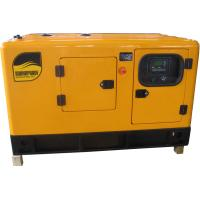 Buy cheap 300kva Soundproof Cabinet Silent Diesel Generator NTAA855-G7 from wholesalers