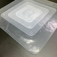 China Reusable Stretch And Seal Silicone Lids Blow Molding Food Grade 100% FDA Approved wholesale