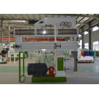 China Livestock Feed Pellet Machine All In One Pellet Maker Anti Bridging Structure wholesale