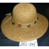 China sun hat for lady wholesale