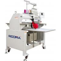 China Single head industrial embroidery machines , 12 needle computerized embroidery machine wholesale