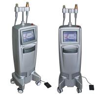 China Microneedle fractional rf thermage cpt skin rejuvenation machine with 2 handle wholesale