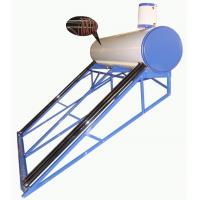 China copper coil solar water heating on sale