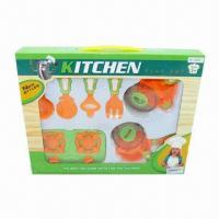 China Kitchen Play Set with EN71 Certificate wholesale