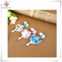 Quality Selling pvc,silicone rubber material high quality mp3 ear earphone promotional for sale
