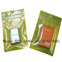China Three Side Sealed Anti Static Bag , Moisture Barrier Bags Environment Friendly wholesale