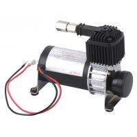 Quality DC12V  Air Ride Suspension Pump Chrome and Black for Truck and Car Tunning for sale