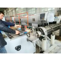 Buy cheap PVC Window Or Corner Welding Plastic Profile Production Line / Extrusion Machine from wholesalers