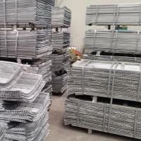 China High High Rib Expanded Metal Lath 0.5mm for Building Partition wholesale