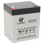 China alarm battery 12v 4ah wholesale