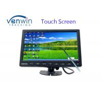 China Touchscreen TFT Car Monitor 10.1 Inch VGA & AV Inputs With 12 Months Warranty for Car on sale