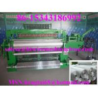 China Heavy full automatic welded wire mesh machine(in roll) wholesale