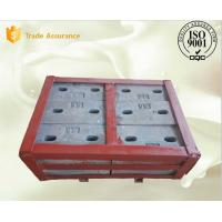 China White Iron Sand Casting Parts Plates Grinding Media HRC55 For Mining Industry wholesale