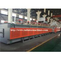 China 1000 KG/H Electric Resistance Mesh Belt Furnace 950 Degree for Nails and Screws wholesale