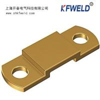 Ground Tape Clamp, Copper material, Ground cable clamp, Good electric conduction