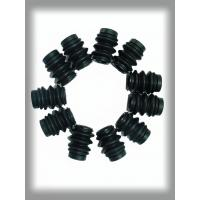 China Custom Silicone Parts Molded Rubber Bellows for Automobiles, Ships wholesale