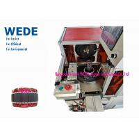 China Automatic Needle Copper Wire Coil Winding Machine , Submersible Motor Winding Machine Easy Change Over Tooling wholesale
