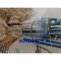China Mounted Anchor Drill Machine , Anchor Drilling Rigs Drilling depth of 50 m of 200 mm Hole Diameter wholesale