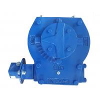 China Cast Iron  Ball Valve Gearbox Handwheel Gearbox Optional Housing Materials on sale