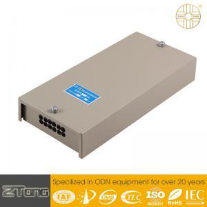 China Professional Small Terminal Box , Fiber Optic Enclosures Wall Mount Damp Proof wholesale