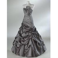 China 2012  strapless bow floor-length   ball gown graceful prom dress wholesale