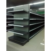 China Grocery Store Gondola Shelving Shop Display Racks Environmental Protection wholesale