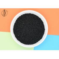 China KOH Impregnated Activated Carbon Charcoal Pellets For H2S Removal Gas Treatment wholesale