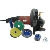 China Variable Speed Angle Grinder Machine Water Grinder Tools on sale