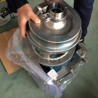 China Standard Mechanical Industrial Stainless Steel Centrifugal Pump  DAIRY & PHARMACEUTICAL PUMP wholesale
