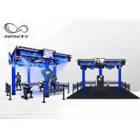 China Manufacturer VR CS Arcade Games Gun Shooting Range Simulator VR Space For VR Theme Park wholesale