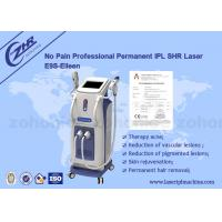China Multi Functional Q Switch Nd Yag Laser Tattoo Removal Machine Ac220v / 50hz wholesale