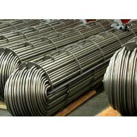 China SA213 TP304N UNS S30451 Stainless Steel Seamless U tube U bend Tube Annealed & Pickled on sale