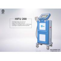 China High Performance Hifu Wrinkle Removal Machine , Anti Puffiness Skin Tightening Machine on sale