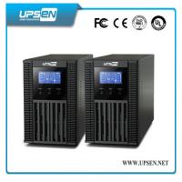 China Double Conversion High Frequency Single Phase Online UPS for CCTV wholesale