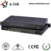China 8 Port Actiontec Ethernet Over Coax Adapter Kit Converter For IP Surveillance Over Coaxial Cable wholesale